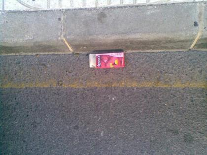 caja condón